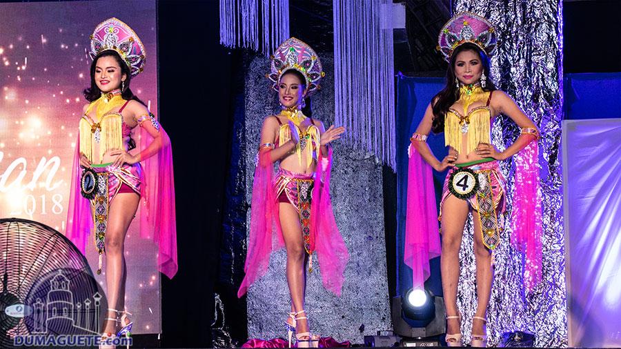 Miss Tayasan 2018 - Production Number