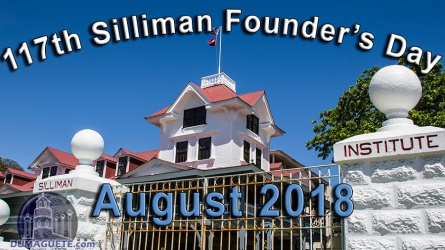 117th Silliman University Founder's Day – Schedule of Activities
