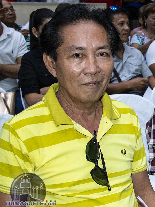 Barangay Batinguel Dumaguete Barangay Capatin 2018 Frankie Sia Credo 01