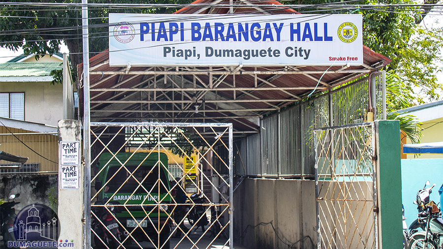 Barangay Piapi Entrance Next Piapi High Scool and North Elementary school Dumaguete