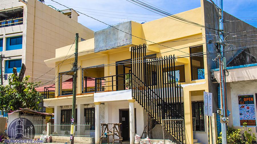 Dumaguete 2018 Barangay 4 - Rizal Boulevard Barangay Hall