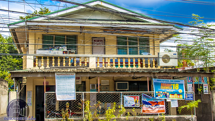 Dumaguete 2018 Barangay Bagacay Barangay Hall