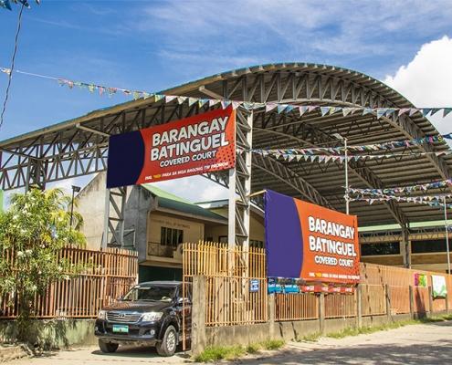Dumaguete 2018 Barangay Batinguel Covered Court