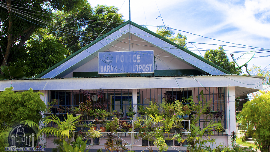 Dumaguete 2018 Barangay Cantil-e Barangay Hall