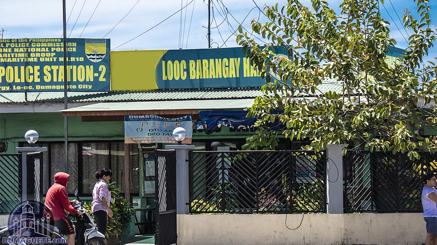 Dumaguete 2018 Barangay Looc Barangay Hall