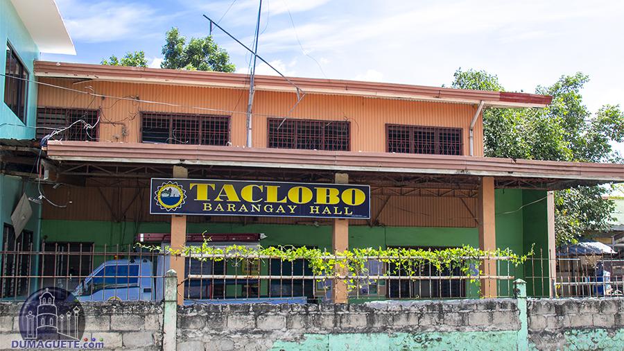 Dumaguete 2018 Barangay Taclobo Barangay Hall