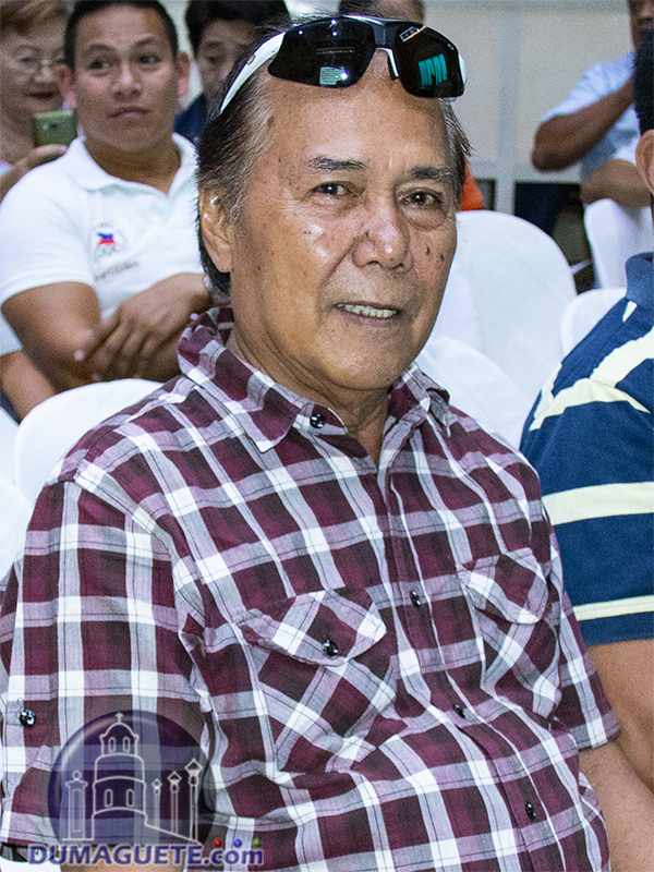 Dumaguete Barangay Capatain Poblacion 6 Cambagroy Gerardo M. Balog