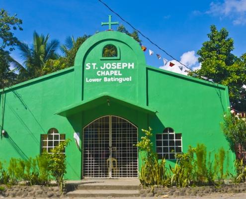 Dumaguete Batinguel 2018 Barangay Chapel