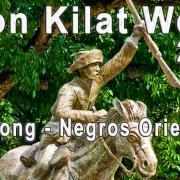 Leon Kilat Celebration 2018 in Bacong, Negros Oriental