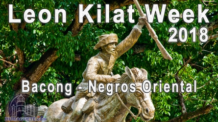 Leon Kilat Celebration 2018 in Bacong