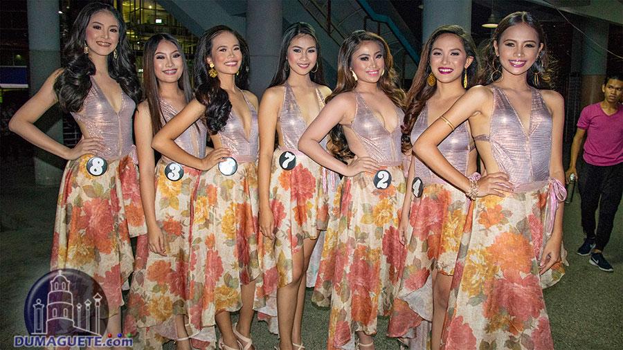 Miss Silka 2018 - Dumaguete City