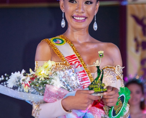 Miss Tanjay 2018 - Evening Gown