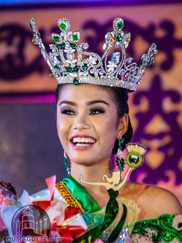 Miss Tanjay 2018 - Winner