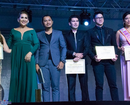 Mutya ng Pilipinas 2018 - Negros Oriental - Judges