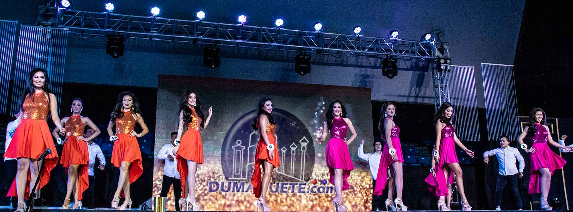 Mutya ng Pilipinas 2018 - Negros Oriental - Production Number