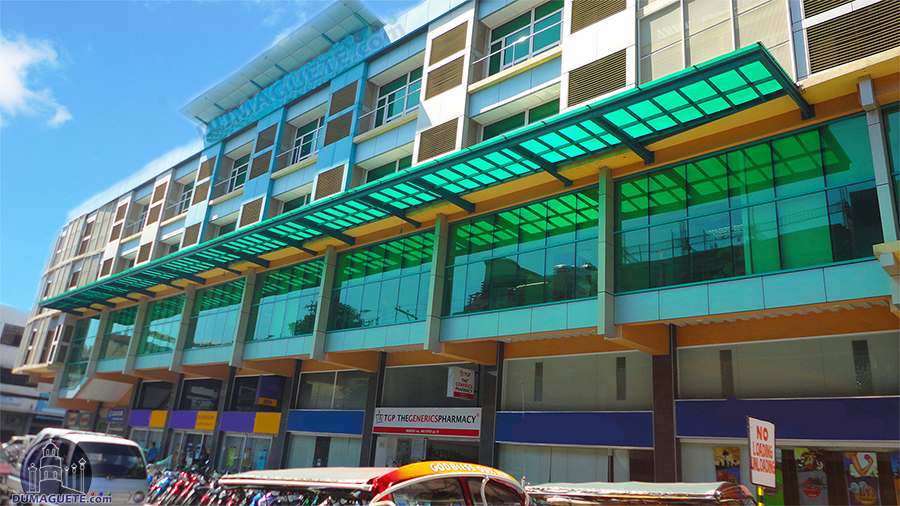 Pag ibig fund office dumaguete 2018 -EROS building Locsin Street corner Real Street
