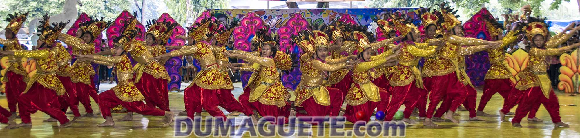 Sinulog sa Tanjay Festival 2018 - Negros Oriental
