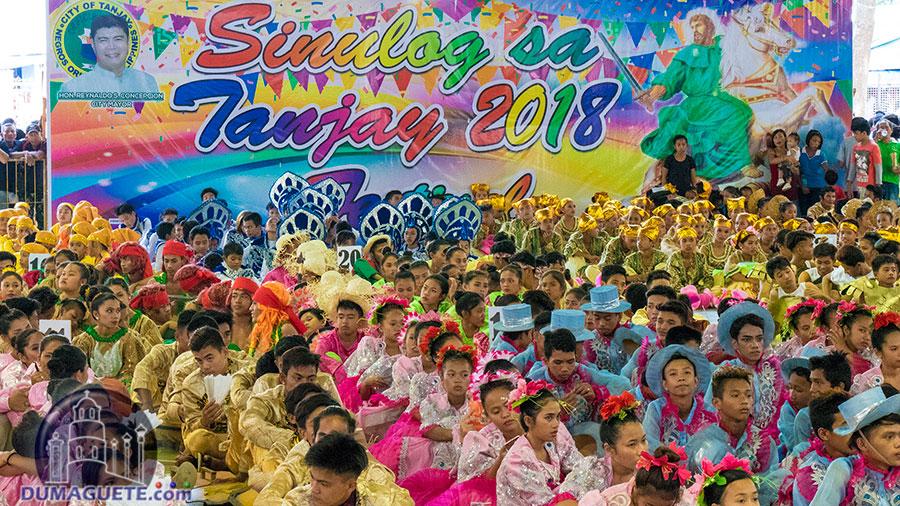 Sinulog sa Tanjay Festival 2018