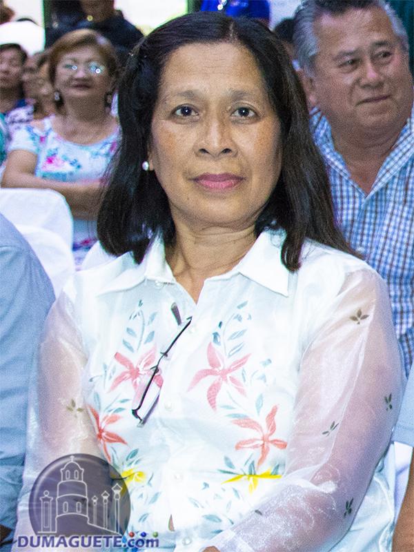 Talay Barangay Capatain2018 Lilia Dante Bantalan