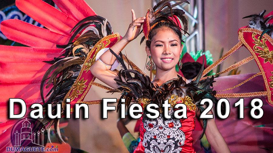 Dauin Festival Events 2018 - Negros Oriental