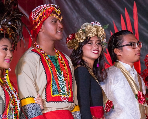 Silliman University - Hibalag Festival 2018 King and Queen