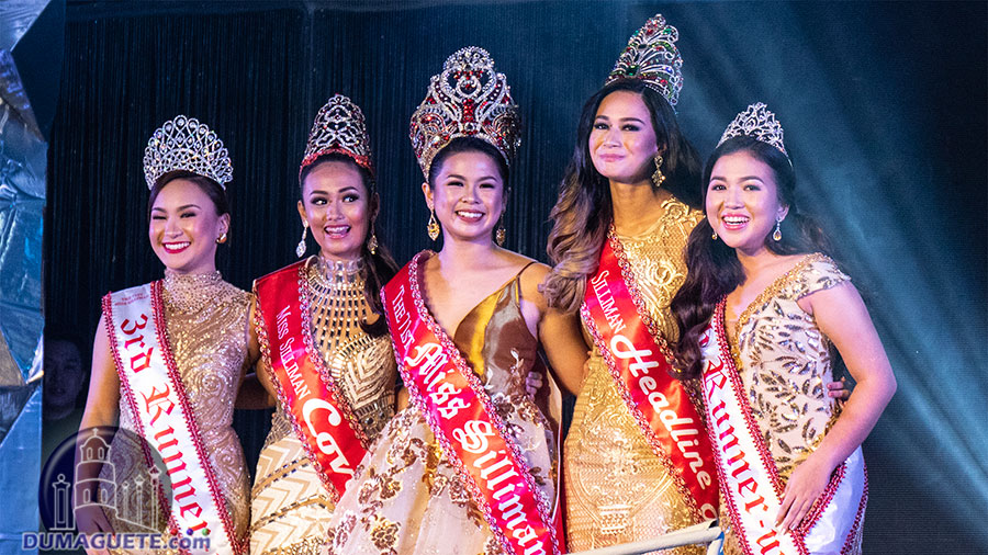Miss Silliman 2018 - Coronation Nigth The Miss Silliman 2017 Winners