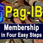 Pag-IBIG Membership in Four Easy Steps (Update)