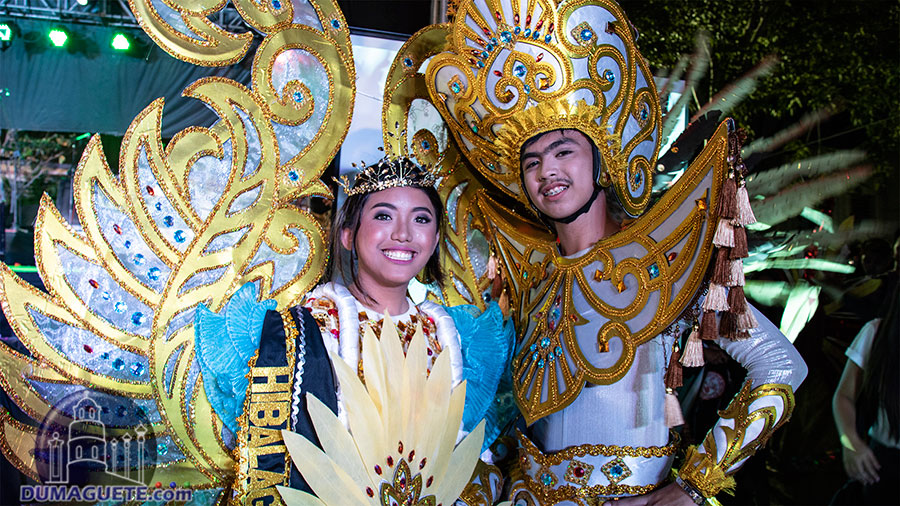 Silliman University - Hibalag Festival 2018 - Queen