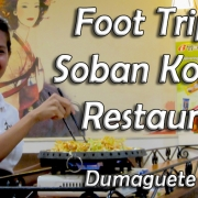 Soban Korean Restaurant in Dumaguete City - Negros Oriental