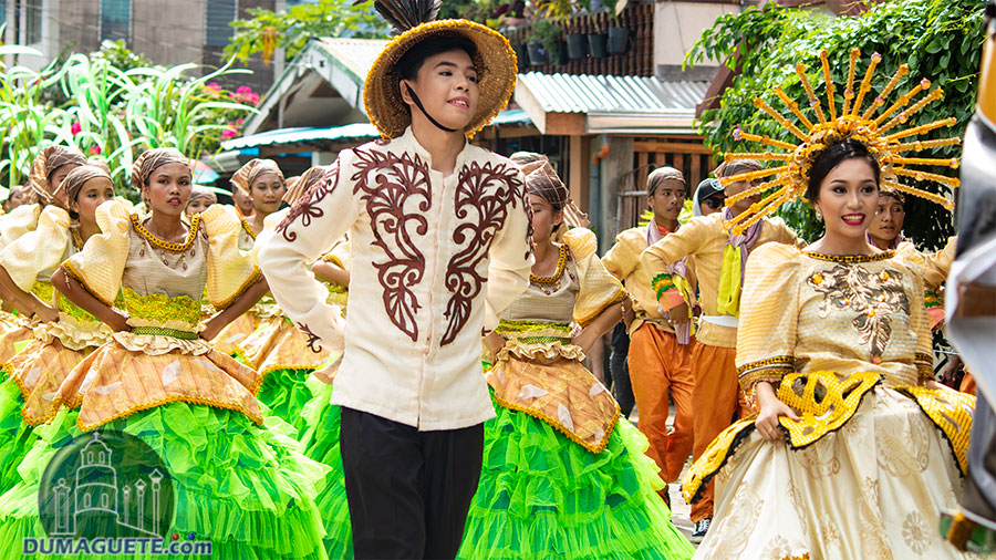 Hudyaka Festival 2018 in Bais City - Street Dancing