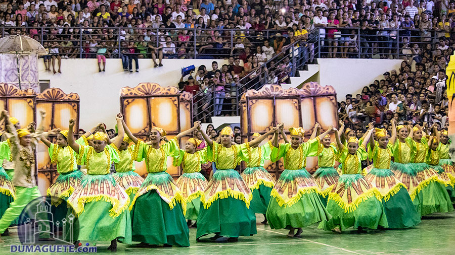 Hudyaka Festival 2018 in Bais City - Tapasayaw Festival 2018 - Showdown