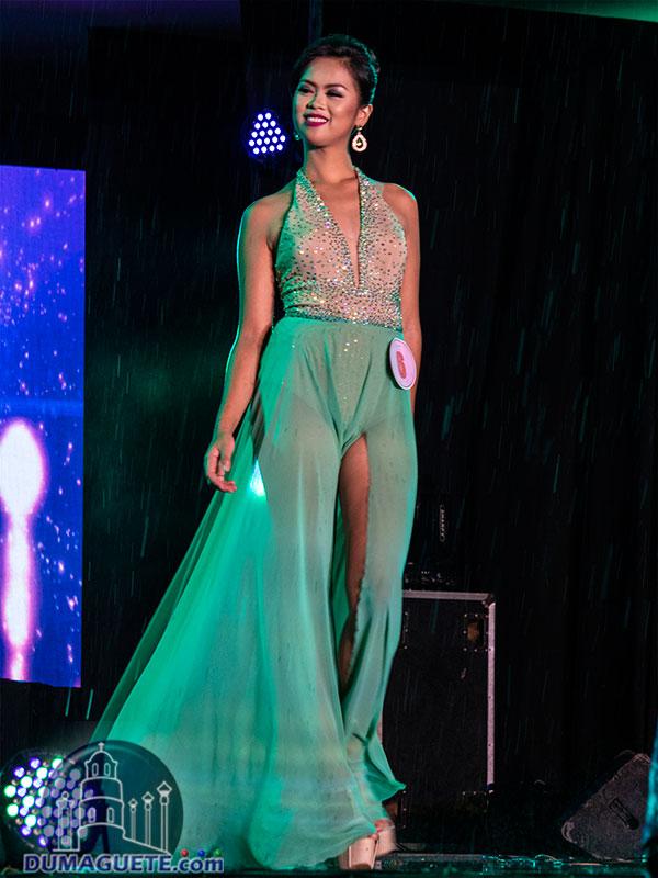 Miss Dauin 2018 - Gown