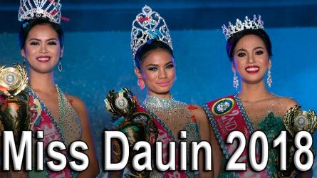 Miss Dauin 2018