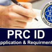 PRC ID - Application & Requirments (2018)