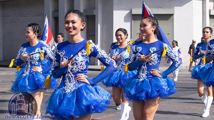 Buglasan Festival 2018 - Opening Parade - Marching Band