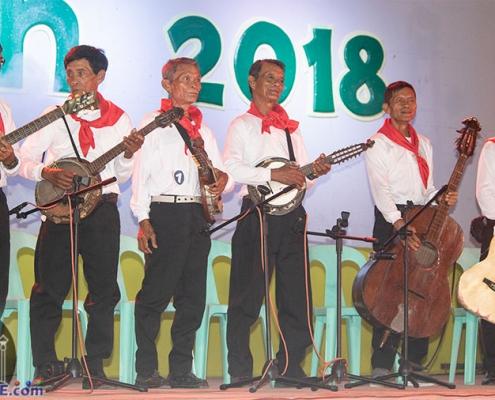 Buglasan Festival 2018 - Rondalla Kumparsa