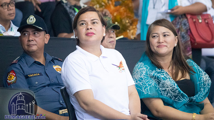 Buglasan Festival 2018 - Showdown VIP -Sara Duterte