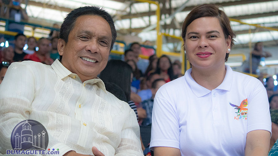 Buglasan Festival 2018 - Showdown VIP - Sara Zimmerman Duterte-Carpio and Gov Roel Ragay Degamo