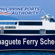 Dumaguete Ferry Schedules 2018 (UPDATE)