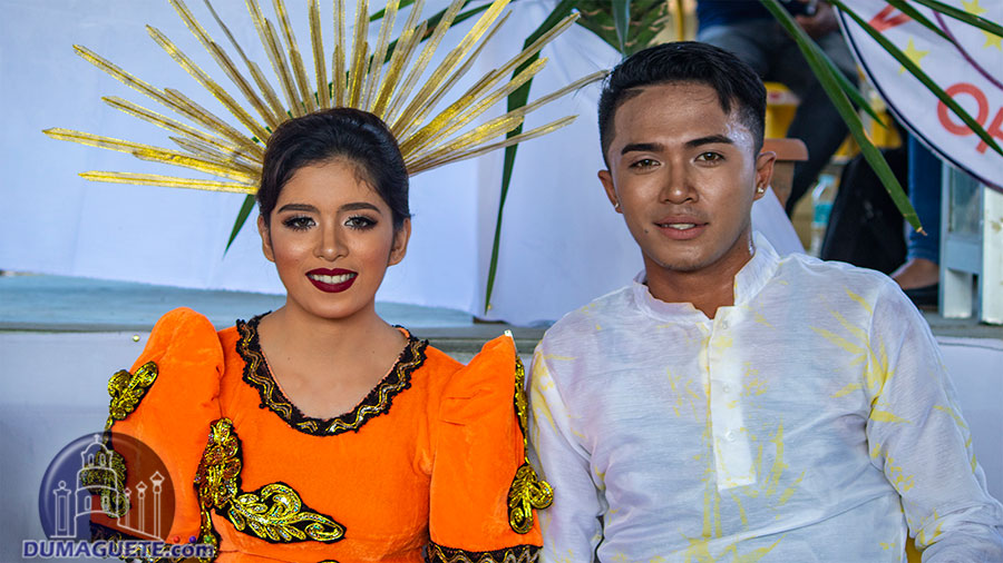 Mantuod Festival 2018 - Manjuyod - Festival King and Queen