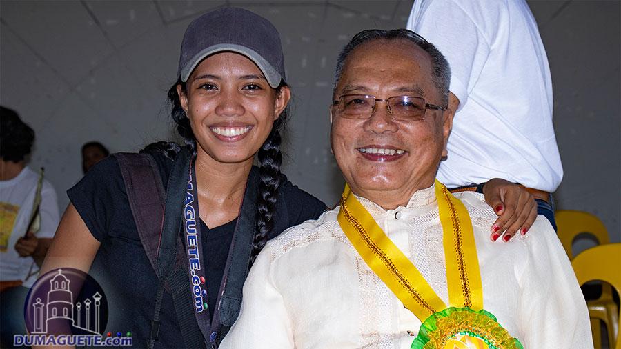 Mantuod Festival 2018 - Manjuyod Mayor Felix Andaya Sy