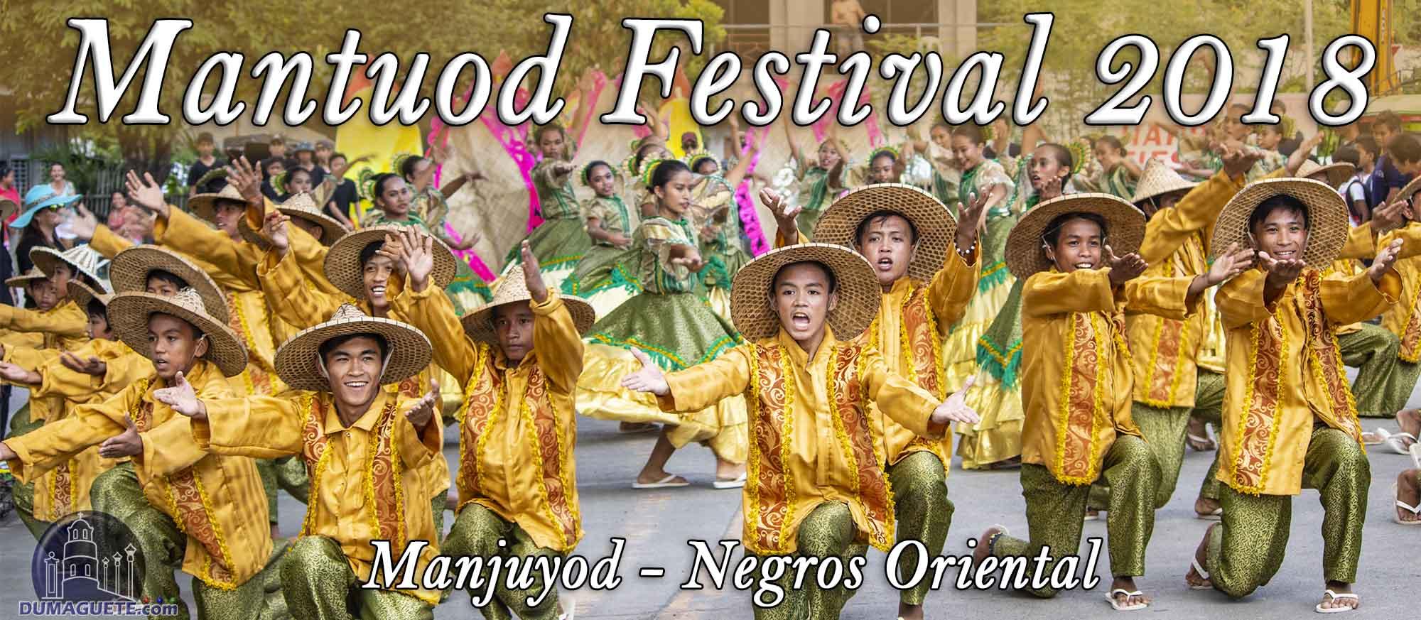 Mantuod Festival 2018 - Manjuyod - Negros Oriental