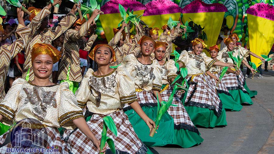 Mantuod Festival 2018-Street Dancing - Negros Oriental