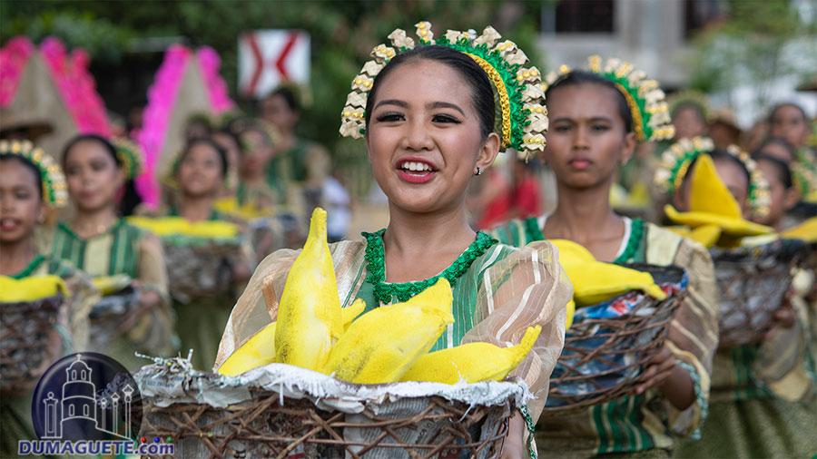 Mantuod Festival 2018 - Street Dancing - Negros Oriental