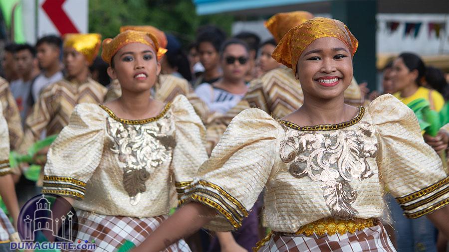 Mantuod Festival 2018 - Street Dancing-Negros Oriental