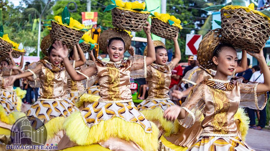 Mantuod Festival 2018 - Street Dancing Parade