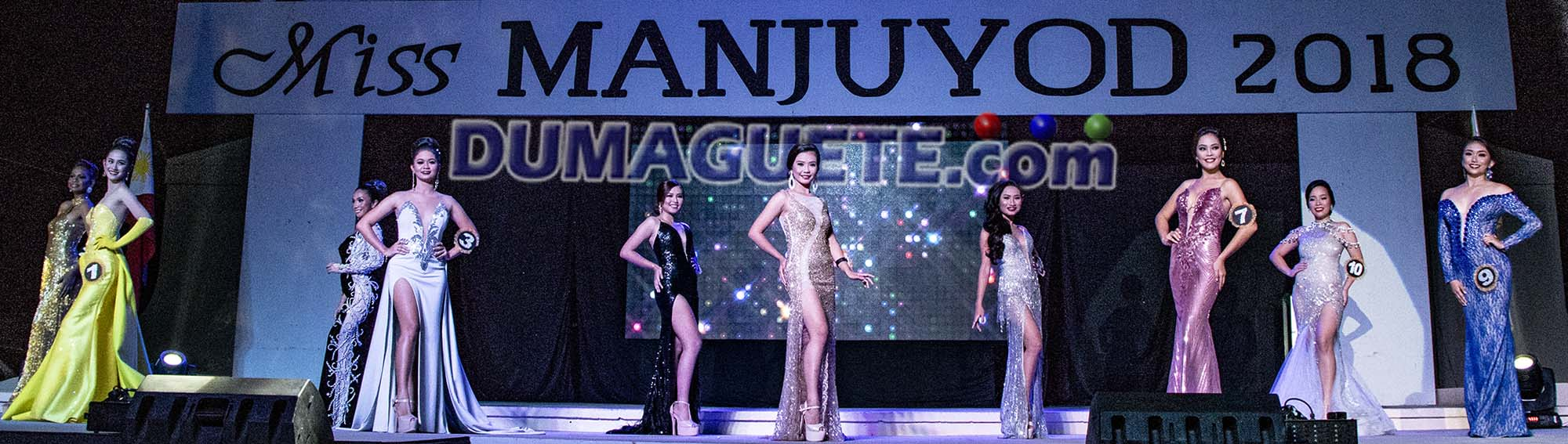 Miss Manjuyod 2018 - Coronation Night - Negros Oriental