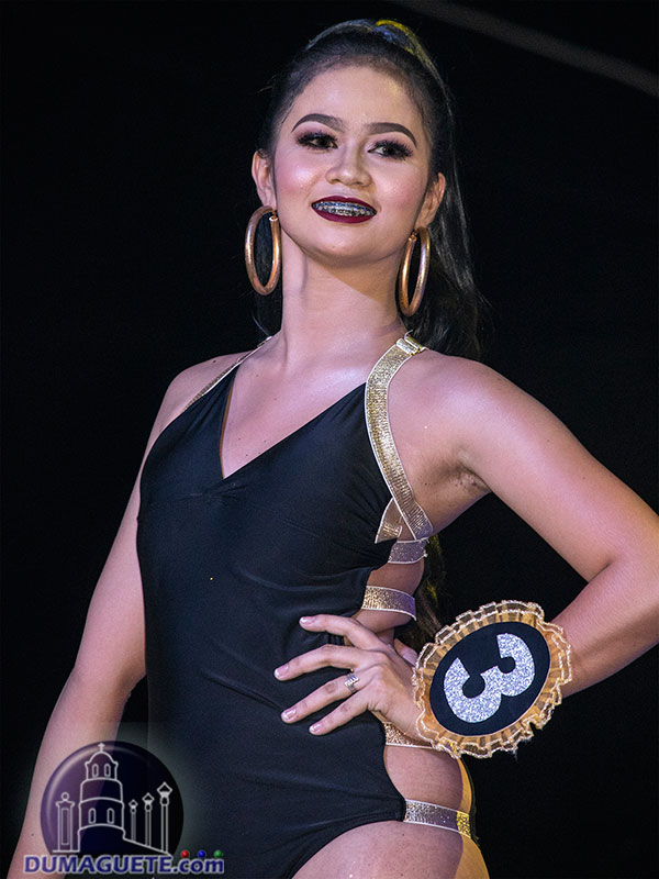 Miss Manjuyod 2018 - Swimsuit - Negros Oriental