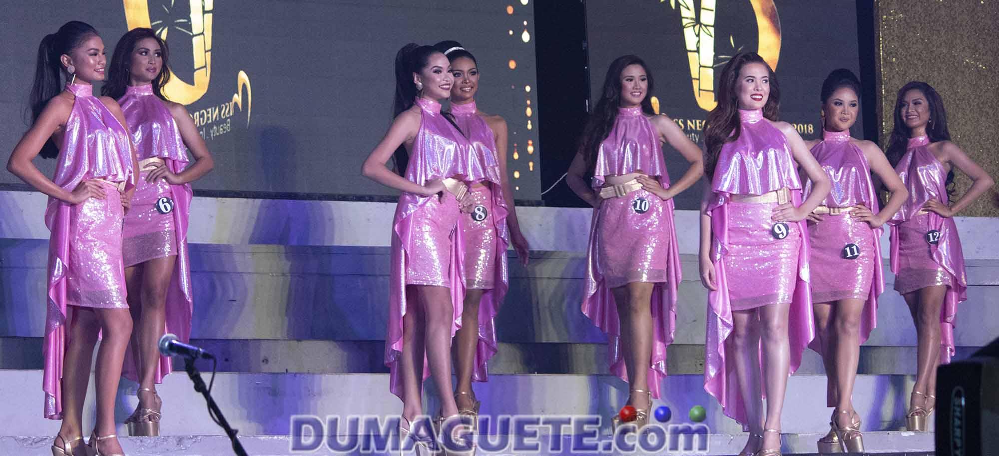 Miss Negros Oriental 2018-Buglasan Festival 2018
