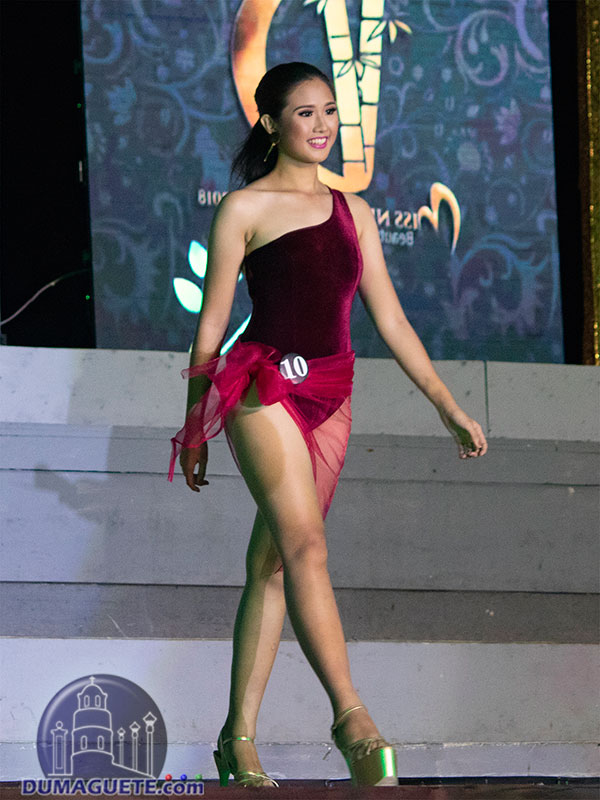 Miss Negros Oriental 2018 - Swimsuits